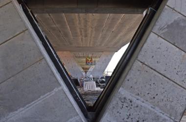 Przebudowa Estakady Pomorskiej - wieści z budowy #5